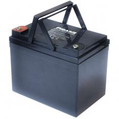 12 V 36 Ah Vlies AGM Blei-Batterie-Akku TPM-12-36