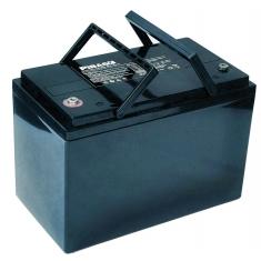 12 V 90 Ah Vlies AGM Blei-Batterie-Akku TPM-12-90