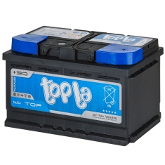 KFZ-Batterie 12V 75Ah