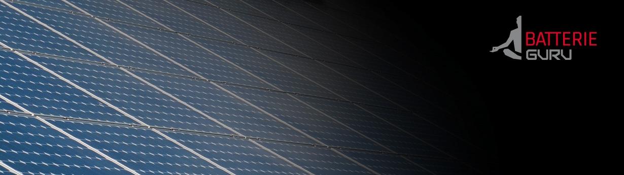 Große Auswahl an Solarbatterien